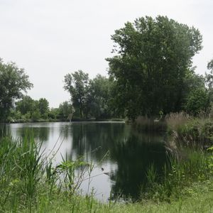 """Il Lago Mulino di Cusico è chiamato anche il """"quarto lago"""": assieme ad altri tre, forma il complesso dei Laghi Carcana"""