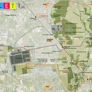 LET1 Ville storiche e Groane - itinerario