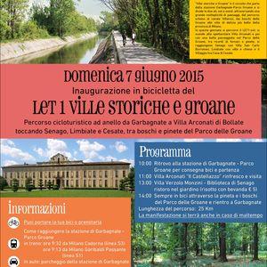 LET1 Ville storiche e Groane - Locandina